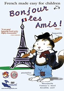 Bonjour Les Amis - Learning to Speak French